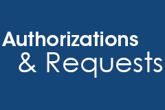 Authorizations & Request International Students