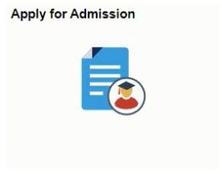Image of Apply for Admission Tile