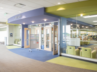 Library at the Truax campus