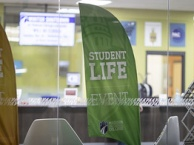 student life banners