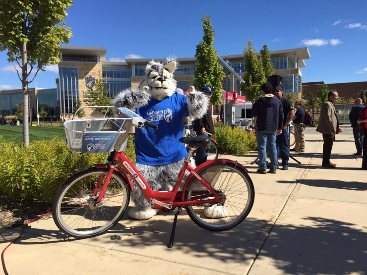 Wolfie Bcycle