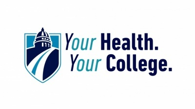 Your Health Your College logo