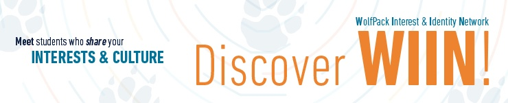Discover WIIN - WolfPack Interest & Identity Network